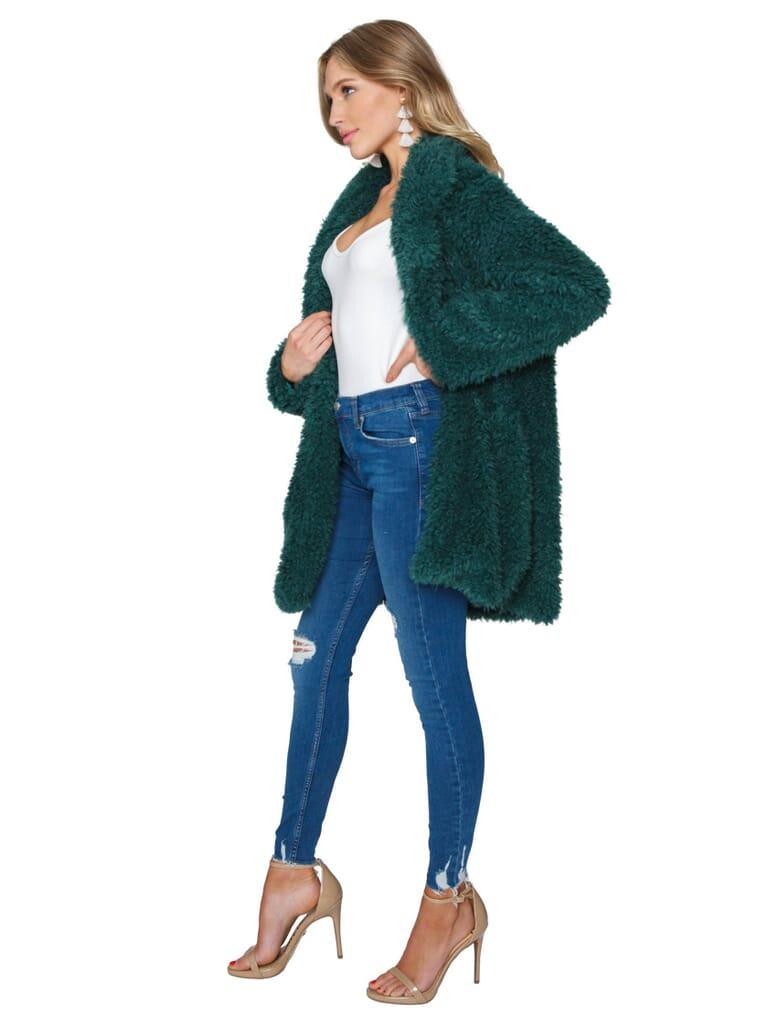 FashionPass Brooke Jacket in Green
