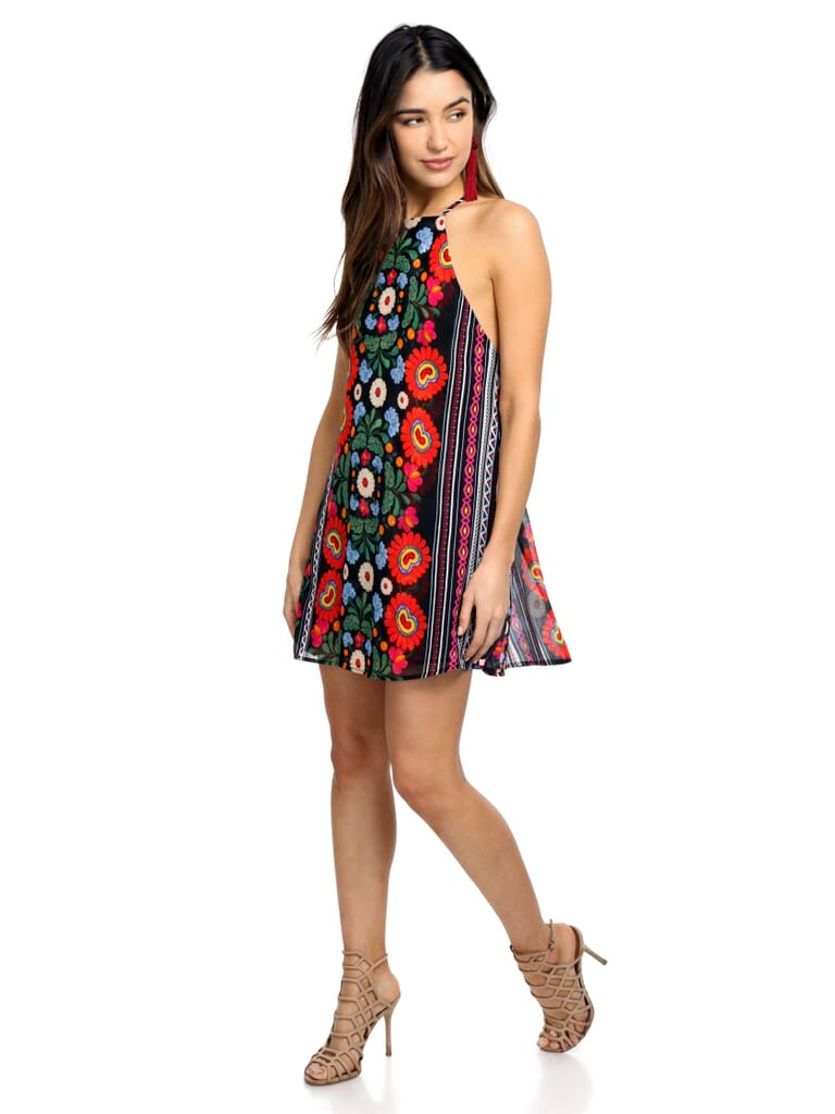 Show Me Your Mumu Byron Dress in Mexicali