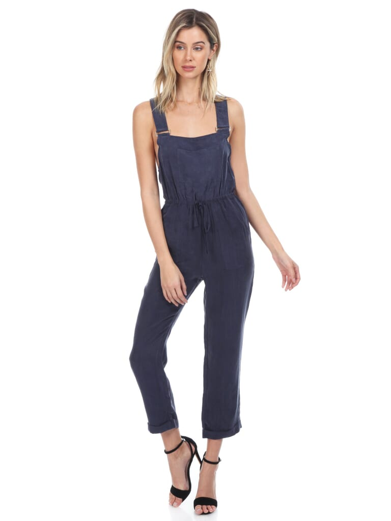 FashionPass Cadie Overall in Navy