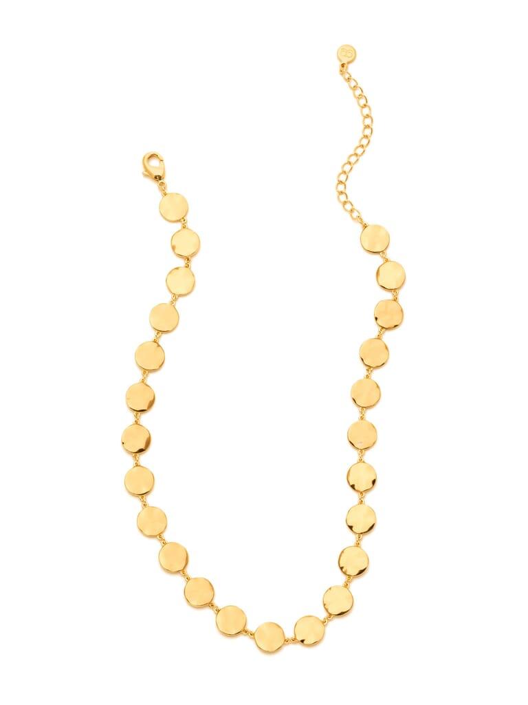 Gorjana Chloe Choker in Gold