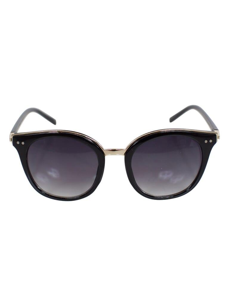 FashionPass Christie Sunglasses in Black