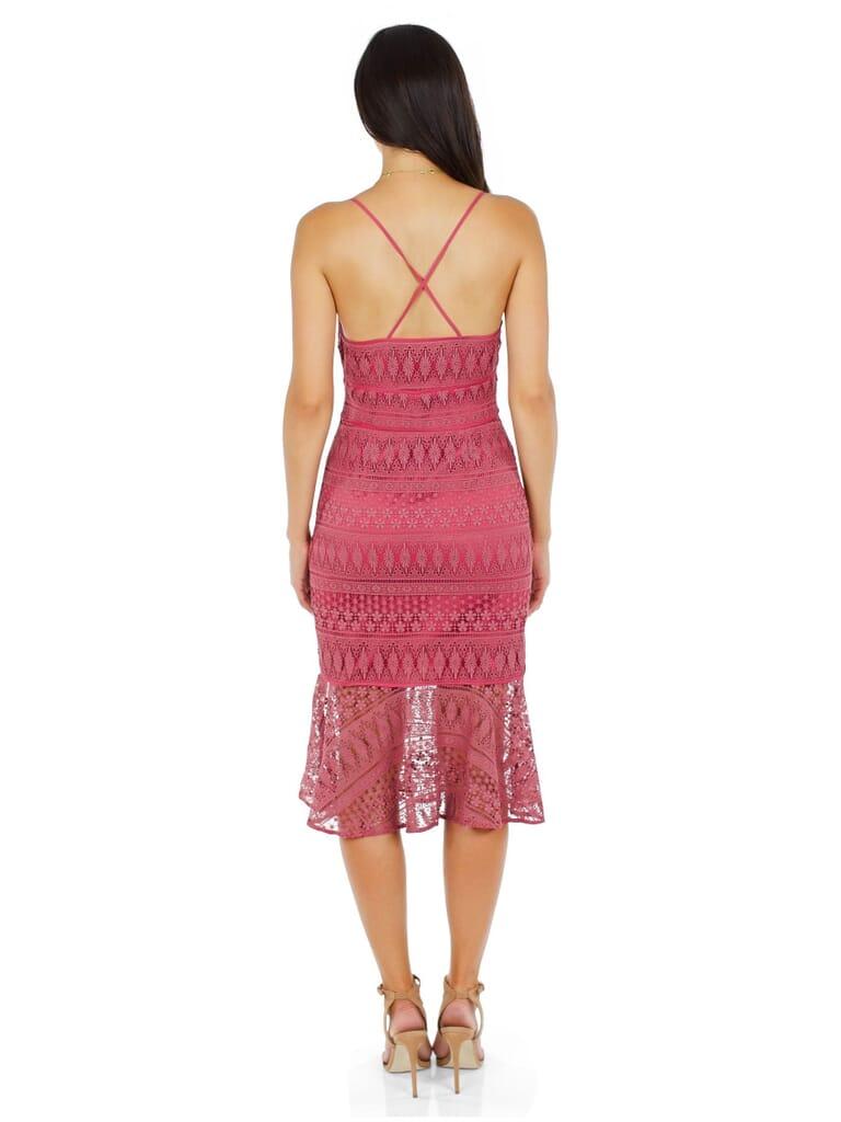 LIKELY Darby Dress in Dusty Lavendar