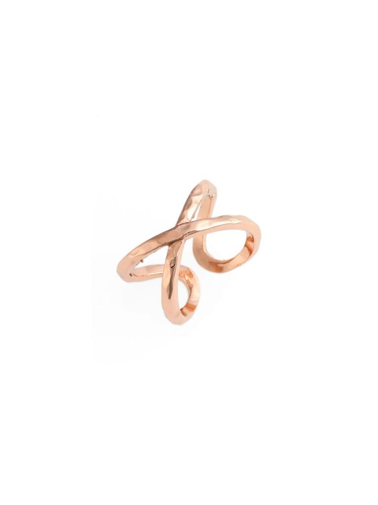 Gorjana Elea Ring in Rose Gold