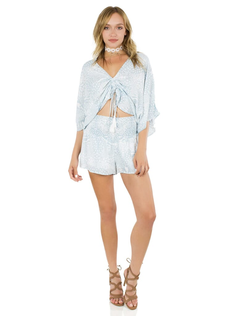 FashionPass Good Vibes Only Two-Piece Set