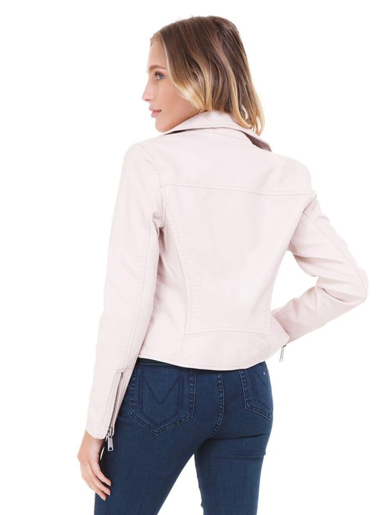 PISTOLA Isabel Lear Jacket in Sherbert