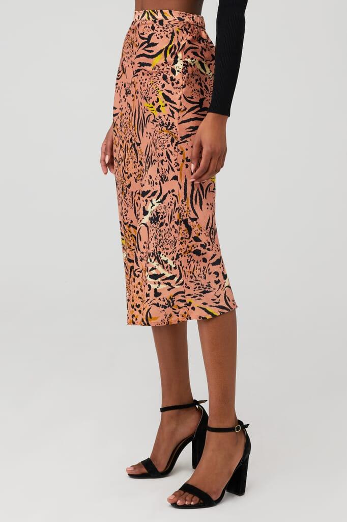 RESA Isabel Slip Skirt in St Tropez