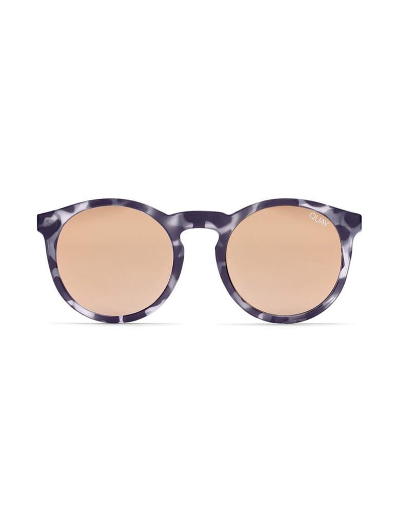 Quay Australia Kosha Comeback Sunglasses in Tortoise/Gold