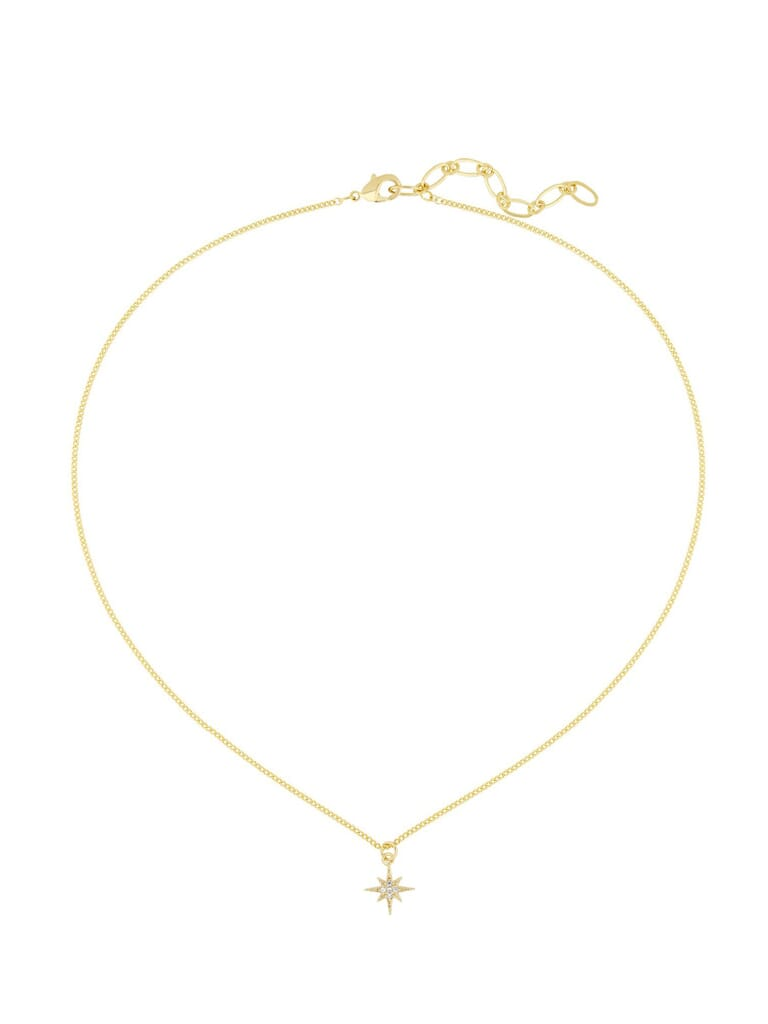 Five and Two Kylie Choker in Gold