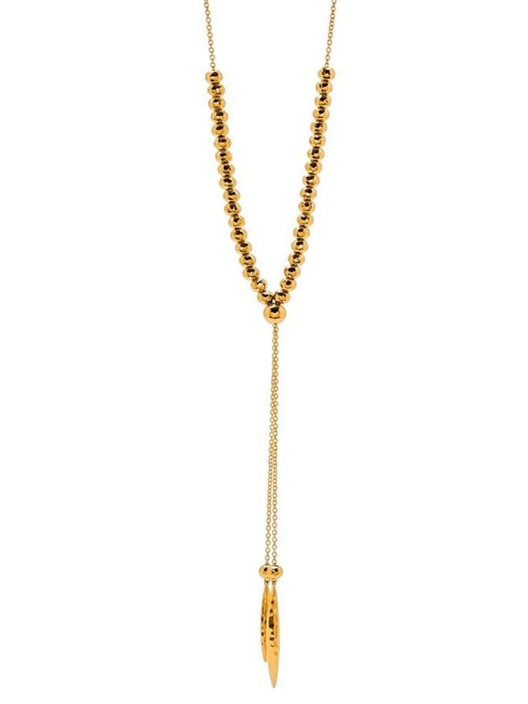 Gorjana Laguna Large Adjustable Necklace in Gold