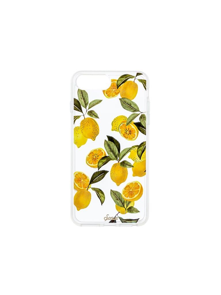 Sonix Lemon Zest Iphone Case in Lemon Zest