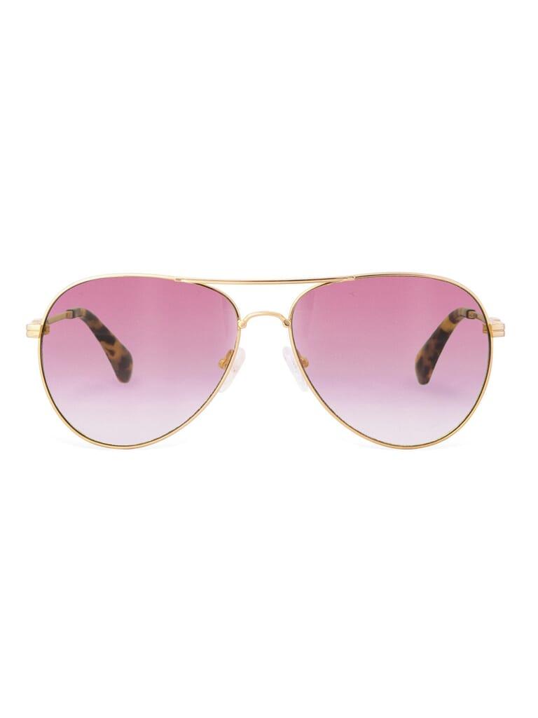 Sonix Lodi Sunglasses in Rouge