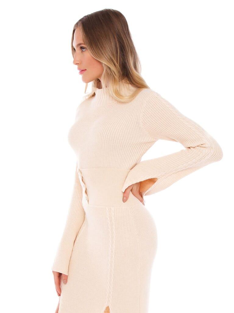 FashionPass Maddie Sweater in Cream