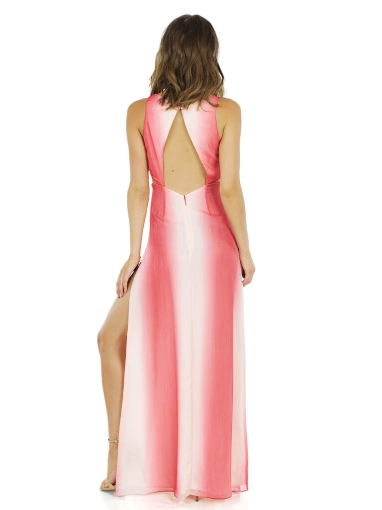 The Jetset Diaries Mandia Maxi Dress in Mandia Print