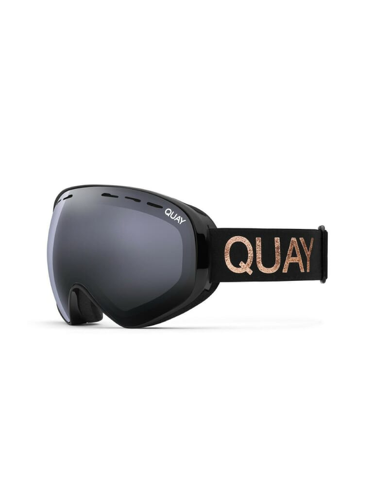 Quay Australia Mogul in Black