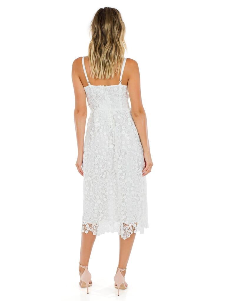 YUMI KIM Prima Donna Dress in White