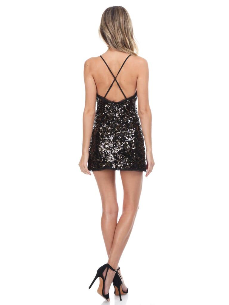 NBD Sloan Dress in Black