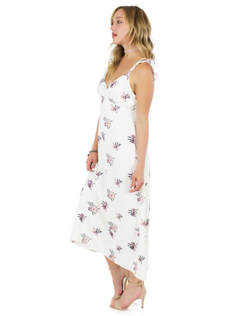 FashionPass Spring Fling Dress in White