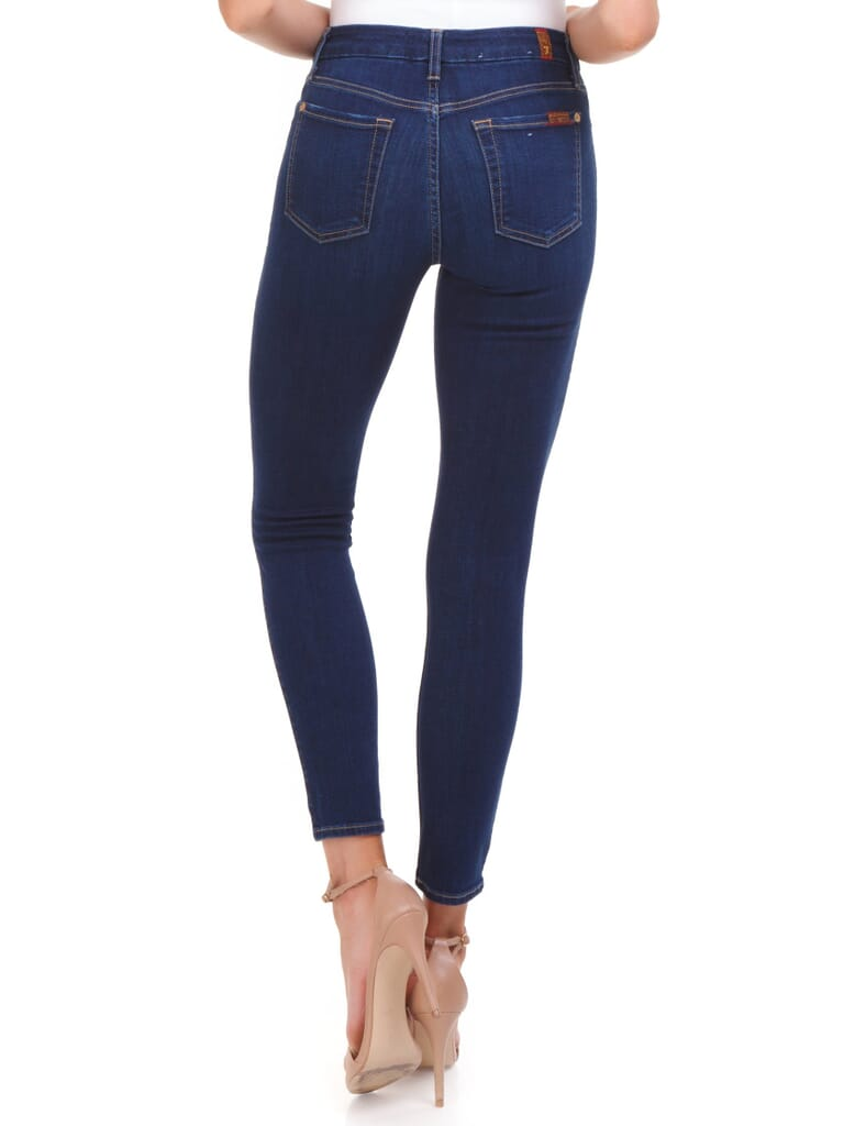 7 For All Mankind  Ankle Skinny in Bair Duchess