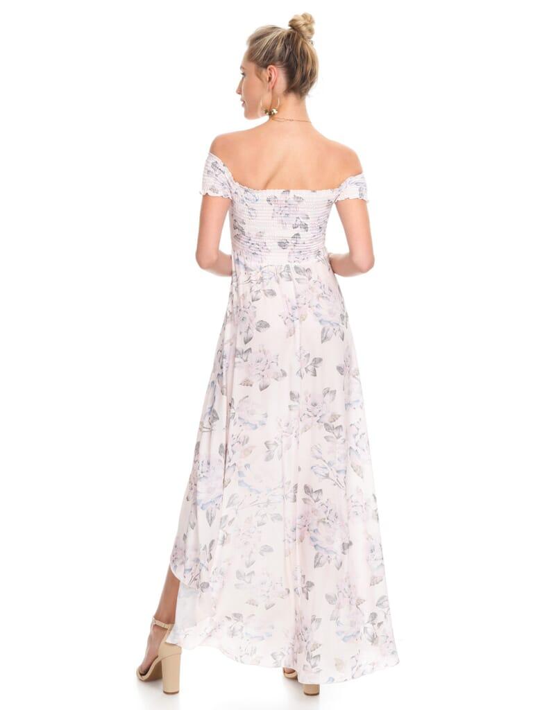 Show Me Your Mumu Willa Maxi Dress in Everlasting Rose