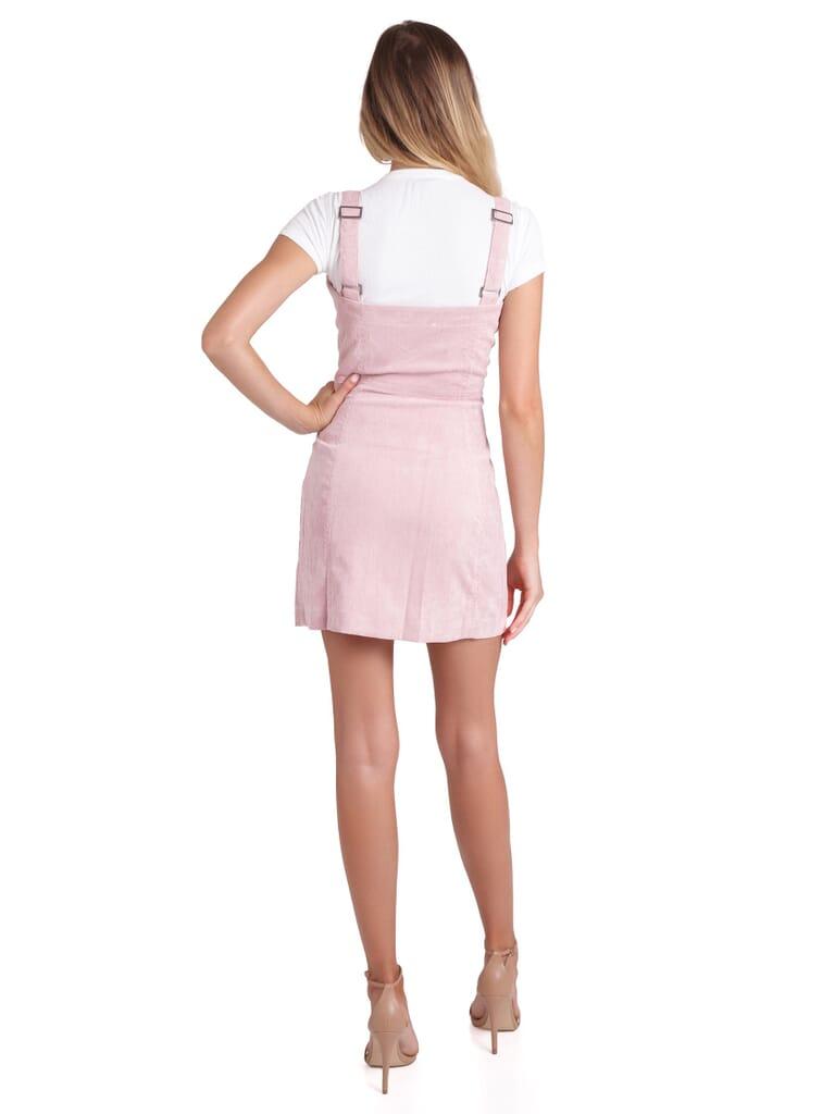 FashionPass Zip-Up Mini in Pink